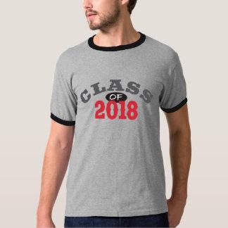Camiseta Clase del rojo 2018