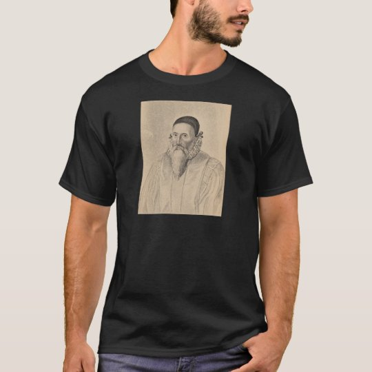 Camiseta clásica de la oscuridad de Juan Dee
