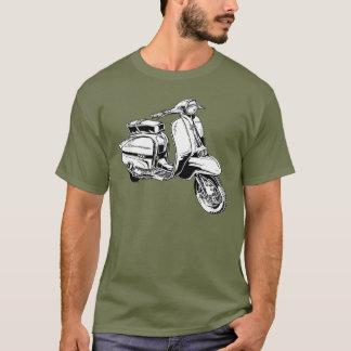 Camiseta clásica de la vespa