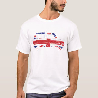 Camiseta clásica de Union Jack mini