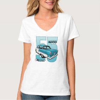 Camiseta clásica del coche