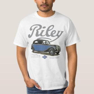 Camiseta clásica del coche de Riley