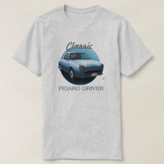 Camiseta clásica del conductor de Figaro -