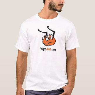 Camiseta clásica del logotipo de WyzAnt - tamaño