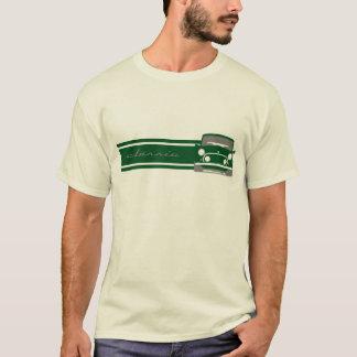 Camiseta clásica verde de Mini Cooper