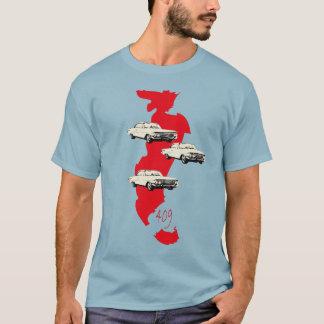 Camiseta Classic car 409 beach boys vintage