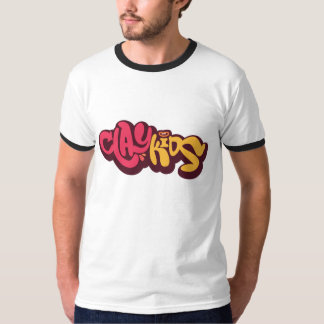 Camiseta Clay Kids logo