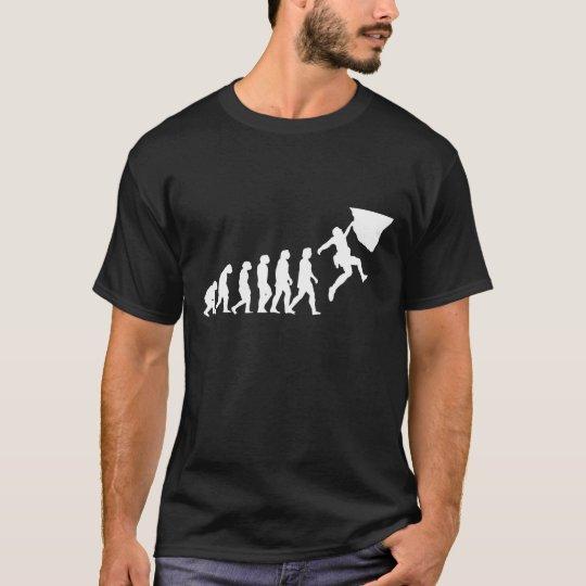 Camiseta climbing evolution
