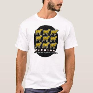 Camiseta Clonación