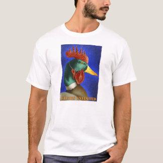 """Camiseta """"cloqueos de las ampollas ilimitados """""""