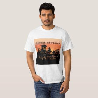 Camiseta Club 2017 de Rottweiler de la especialidad del