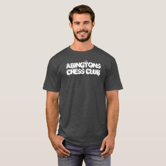Camiseta Club de ajedrez de Abingtons