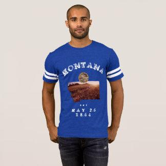 Camiseta Club de deporte de Montana