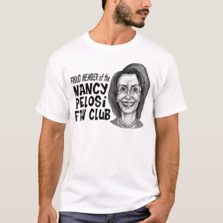 Camiseta Club de fans de Nancy Pelosi