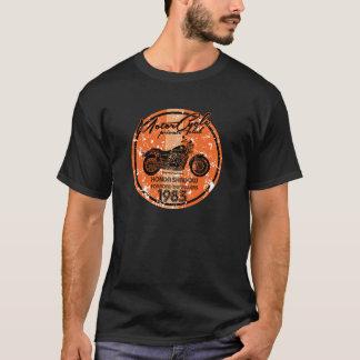 Camiseta Club de la motocicleta