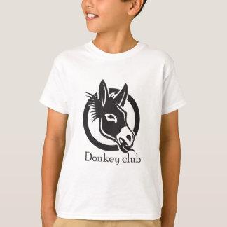 Camiseta Club del burro