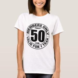 Camiseta Club finalmente 50