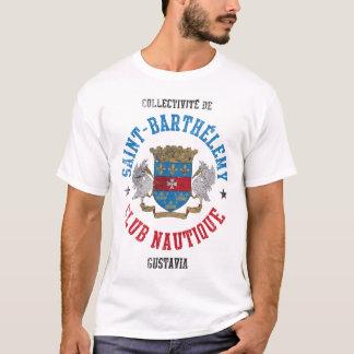 Camiseta Club Nautique del Santo-Barthélemy