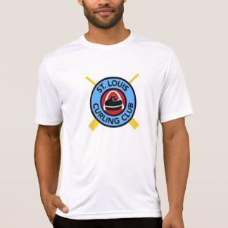 Camiseta Club que se encrespa de St. Louis de los hombres -