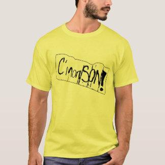 Camiseta ¡C'Mon hijo!