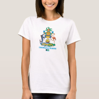 Camiseta COA de Commonwealth de las Bahamas