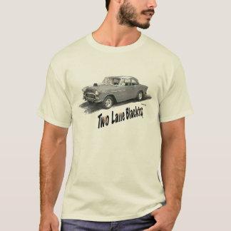 Camiseta Coche DE DOS CALLES de la película del BLACKTOP