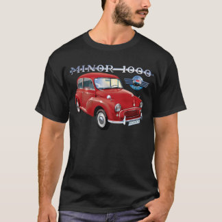 Camiseta Coche del menor de Morris