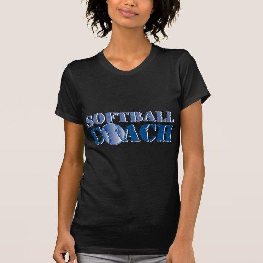Camiseta Coche del softball