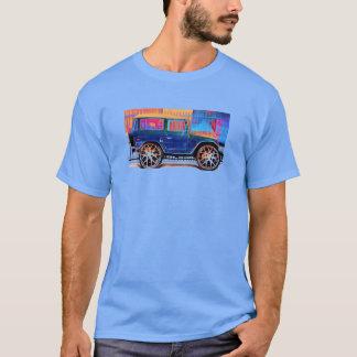 Camiseta coches agradables