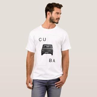 CAMISETA COCHES EN CUBA