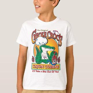 Camiseta Cocina de Cajun Crocs Ceole