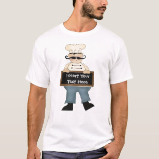 Camiseta Cocinero