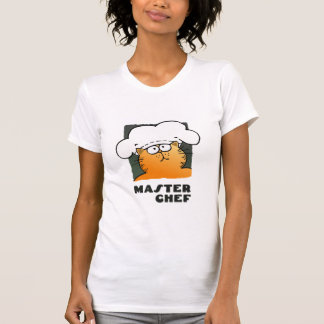 Camiseta Cocinero divertido del dibujo animado/cocinero