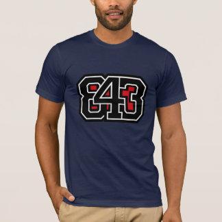 Camiseta Código de área 843