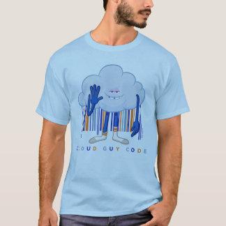 Camiseta Código del individuo de la nube del Trolls 
