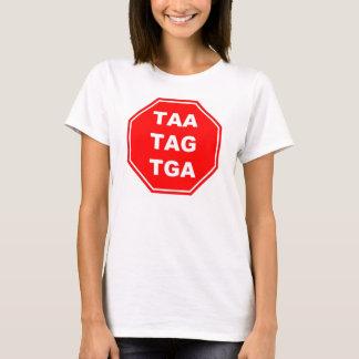 Camiseta Codón de parada