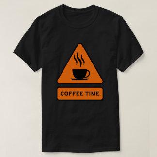 Camiseta Coffee Hazard Tshirt