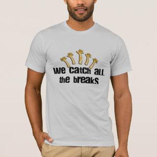 Camiseta Cogemos todas las roturas
