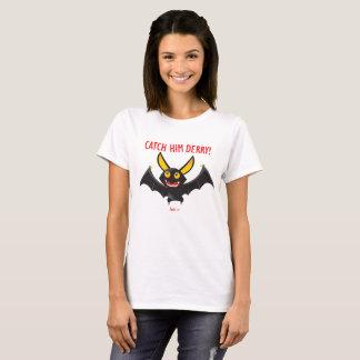 Camiseta ¡Cójalo Derry!!! señoras blancas