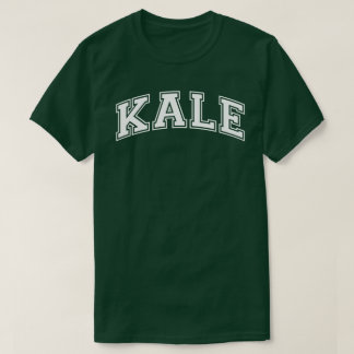 Camiseta Col rizada/camiseta de Yale