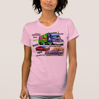 Camiseta Colección de la ropa de Fullbreed