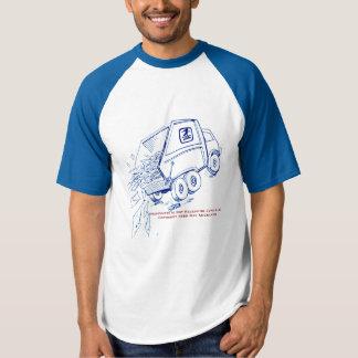 Camiseta Colección del camión de correo del