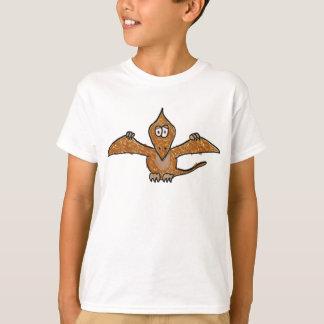 Camiseta Colección del dinosaurio del Pterodactyl del