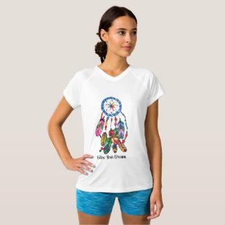 Camiseta Colector magnífico del sueño del arco iris de la