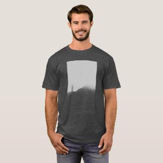 Camiseta Colina borrosa