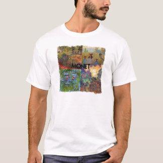 Camiseta Collage de Monet