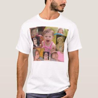 Camiseta Collage de Tessa