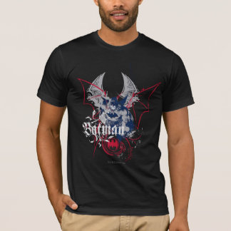 Camiseta Collage del ala de Batman