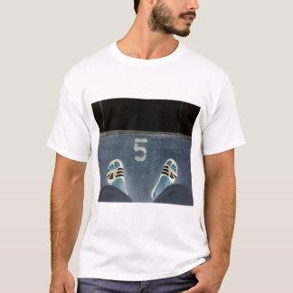 Camiseta colocación
