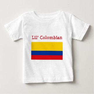 Camiseta colombiana de Lil